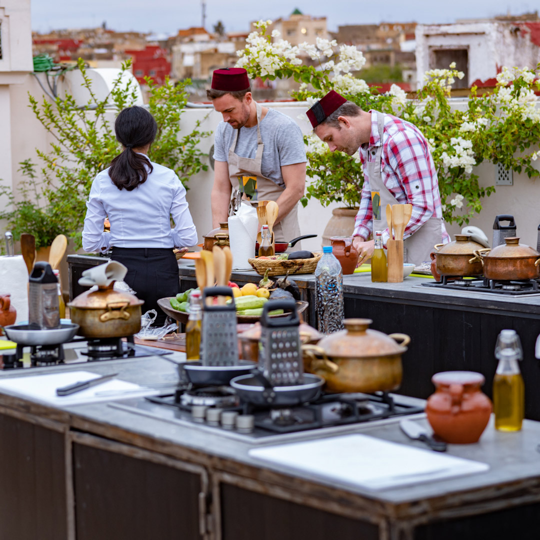 Cooking Workshops without Souk