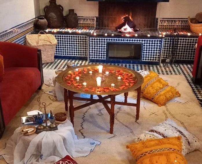 Moroccan Henna Party at Palais Amani