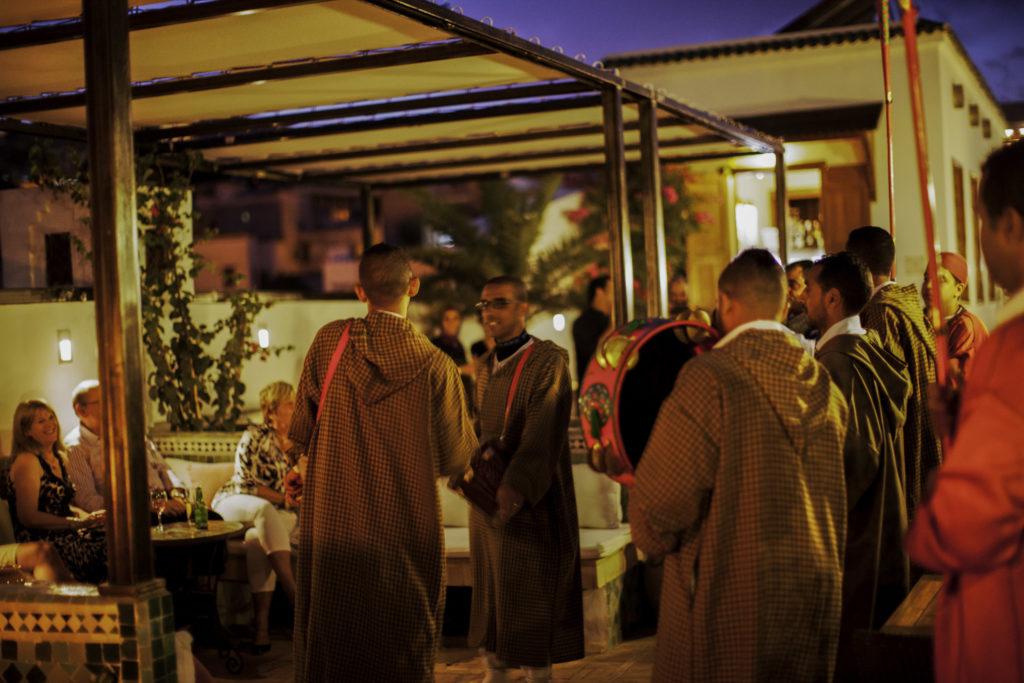 Moroccan Wedding Traditions
